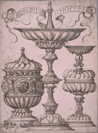 Diseños para piezas de plata