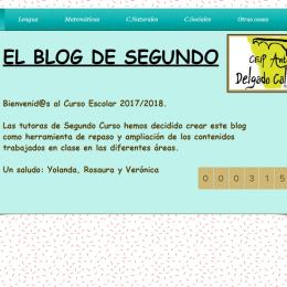 Blog de 2º de Educación Primaria del CEIP Antonio Delgado Calvete