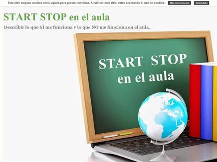 START STOP en el aula