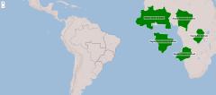 Regions del Brasil