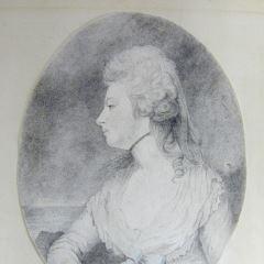 Retrato de Mirs. Robinson