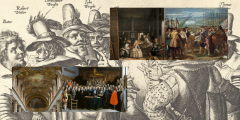 Important events of the 17th century (difficult)