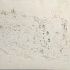 Castillo de Denbigh (Gales)