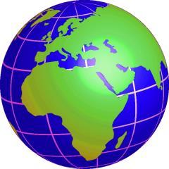 Regions of continents  (JetPunk)