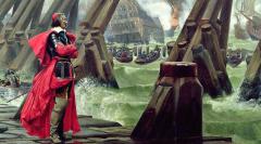 Acontecementos importantes do século XVII (mediados)