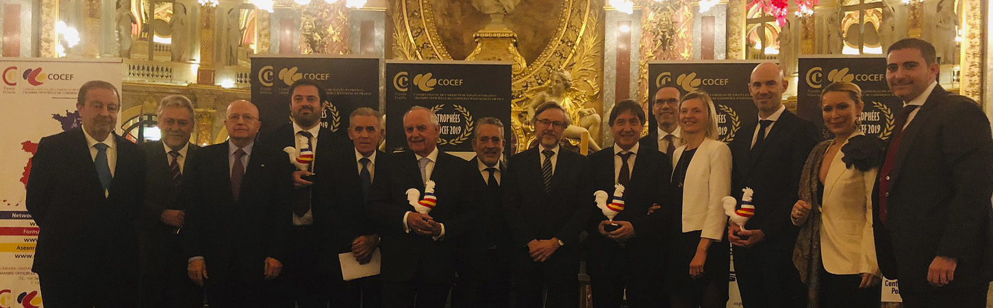 Garnica wins award for best Spanish company in France