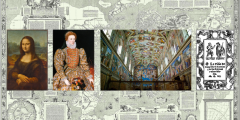 Important events of the 16th century (middle)