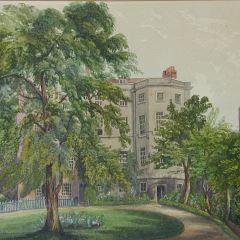 La casa de Turner en Londres