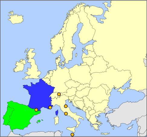 Países de Europa. ¿Cómo Se Llama? (JetPunk)
