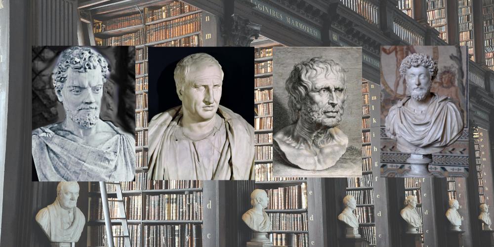 Filosofía romana: autors