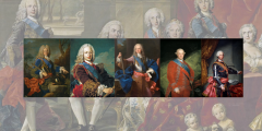 Dinastia Borbone: da Filippo V a Carlo IV