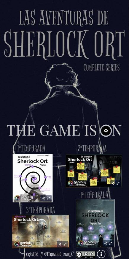 Las aventuras de Sherlock Ort (Complete Series)