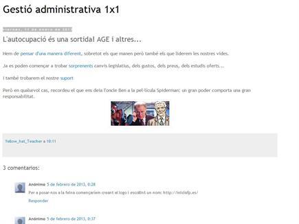 Gestió Administrativa 1x1