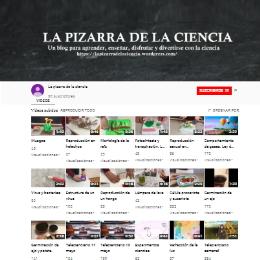 La Pizarra de la Ciencia (Canal Youtube)