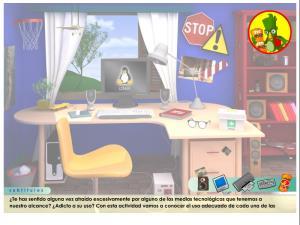Precauciones en el uso de las TIC
