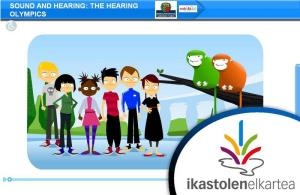 SOUND AND HEARING: THE HEARING OLYMPICS