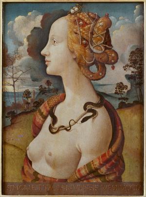 Simonetta Vespucci, de musa a eterna.