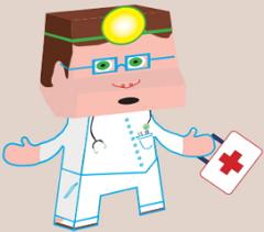 El Dr. Gómez, mi médico
