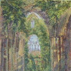 Abadía de Tintern (Gales)