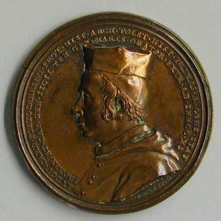 Cardenal Ludovico Portocarrero, arzobispo de Toledo