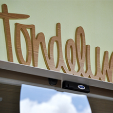 Tondeluna: an example of sustainable architecture in a gastronomic space