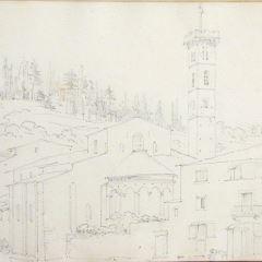 Vista de Fiesole (Italia)