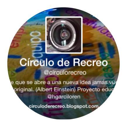 círculo de recreo