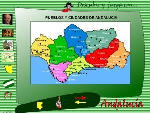 Descubre y juega...con Andalucía