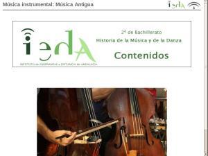 Música instrumental: Música Antigua