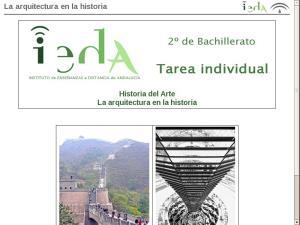 La arquitectura en la historia