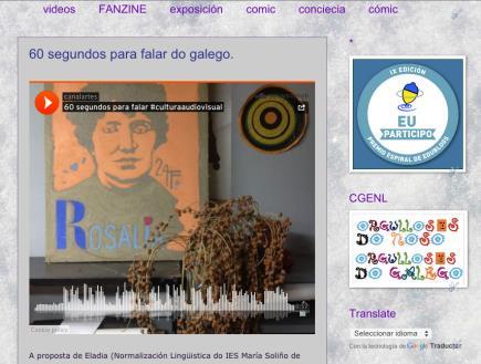 Webzine con certa pArte de Arte