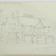 Casa de campo Binswood en Leamington (Inglaterra)