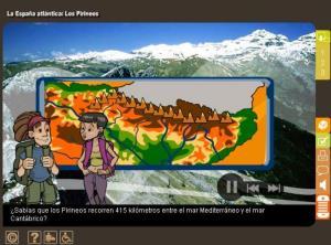 La España atlántica: Los Pirineos