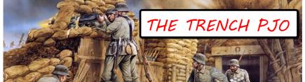 """Proyecto ABP """"The Trench"""" sobre la Primera Guerra Mundial."""