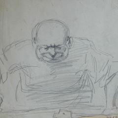 Caricatura del presidente Jules Grévy