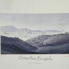 Vista de Estambul (antigua Constantinopla)