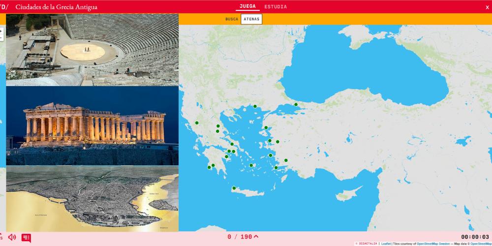 Ciutats de la Grècia Antiga