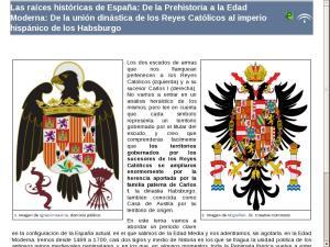 Las raíces históricas de España: De la Prehistoria a la Edad Moderna:  De la unión dinástica de los Reyes Católicos al imperio hispánico de los Habsburgo