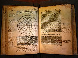 """""""De revolutionibus orbium coelestium"""": obra maestra de Copérnico donde expone su teoría heliocéntrica"""