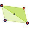 Cualquier triángulo tesela