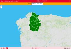 Regionen von Lugoen