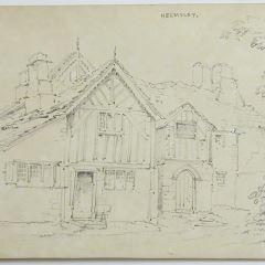 Casas de Helmsley, Yorkshire (Inglaterra)