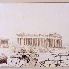 Templo de Poseidón en Paestum (Sicilia)