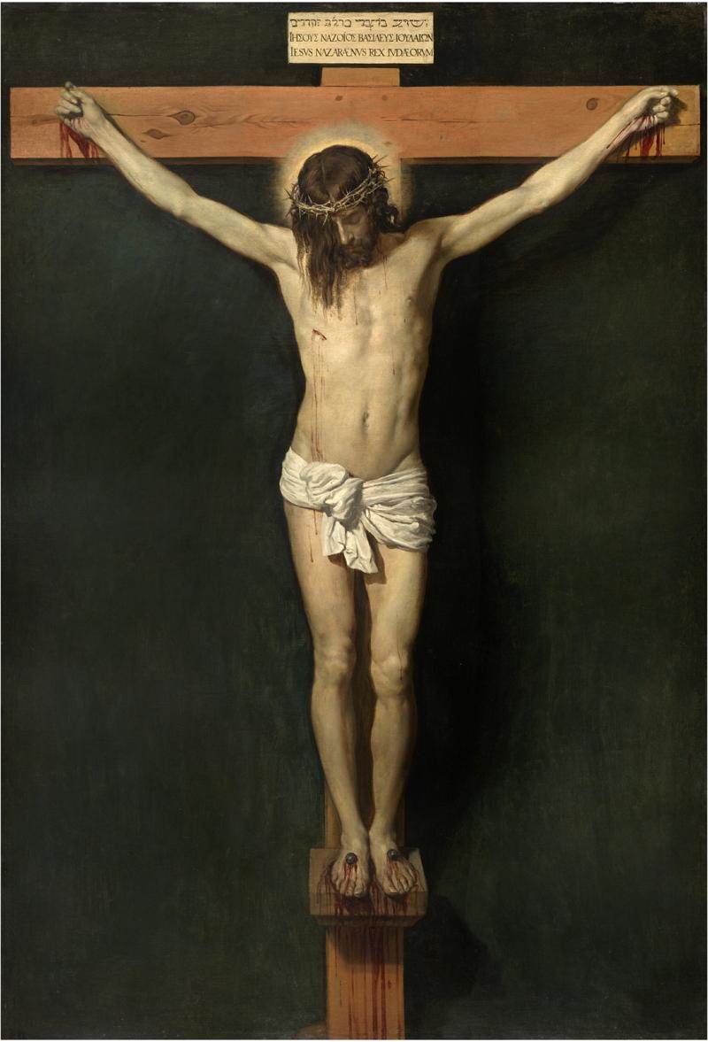 Cristo crucificado, hacia 1632