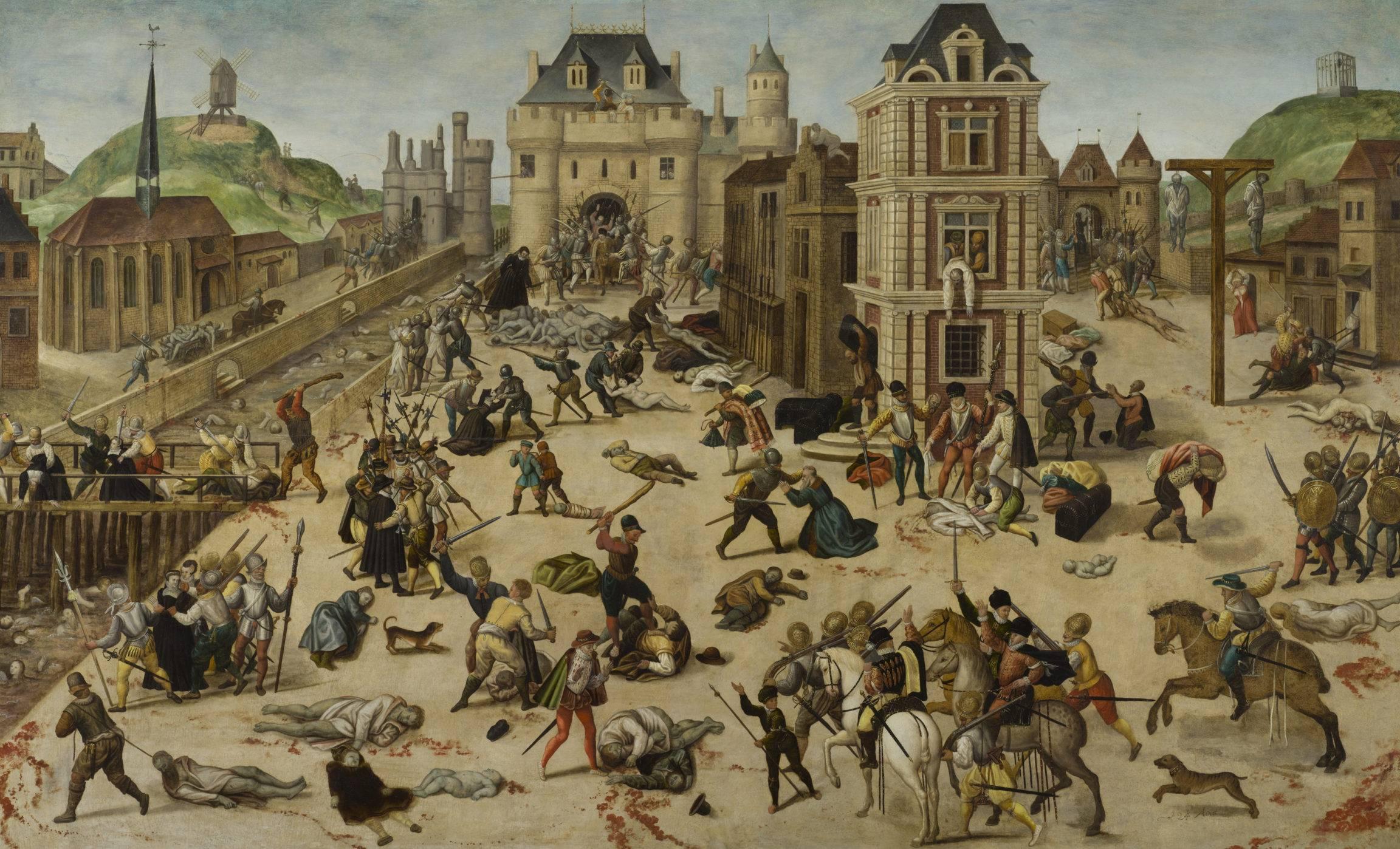 Wichtige Ereignisse des 16. Jahrhunderts (Mitte)