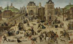 Événements importants du XVIe siècle (milieu)