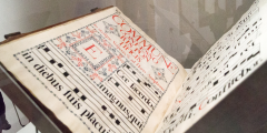 Canti liturgici: tappe