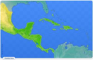 Ciudades de América Central. Juegos Geográficos