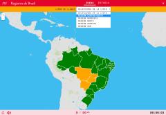 Rexións do Brasil