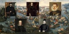 Dinastía de los Austrias: monarcas